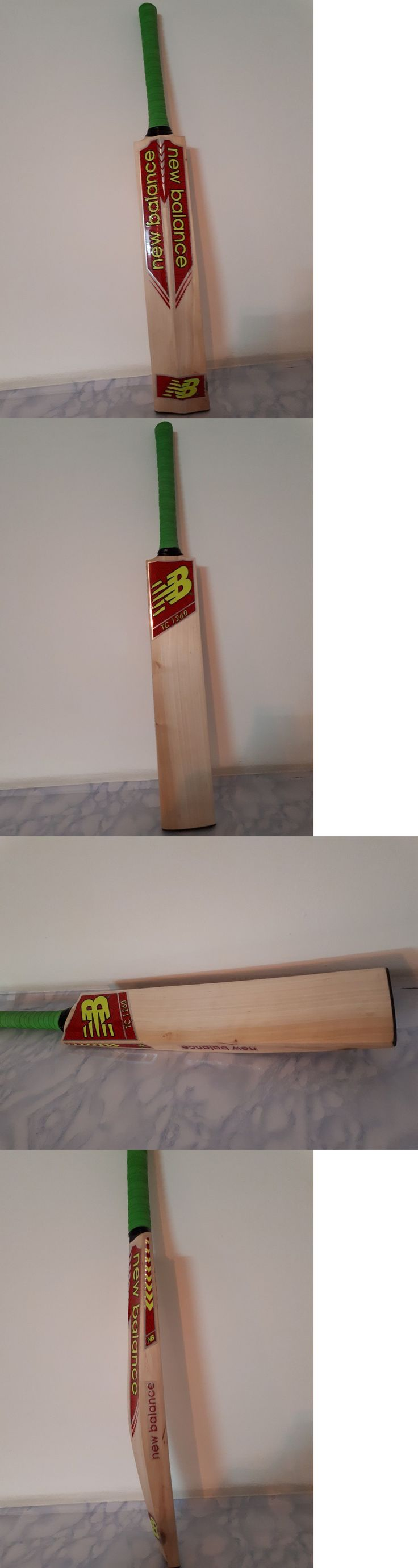 Cricket 2906: Cricket Bat Nb New Balance ( English Willow) -> BUY IT NOW ONLY: $160 on eBay!