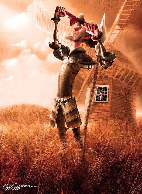 Portada Don Quixot