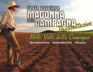 """Festa popolare """"Madonna della Campagna"""" e Fiera del Bestiame dal 2 al 12 settembre Seregno (MB)"""