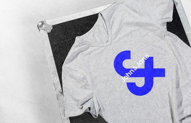 John & Jane - branding on Behance