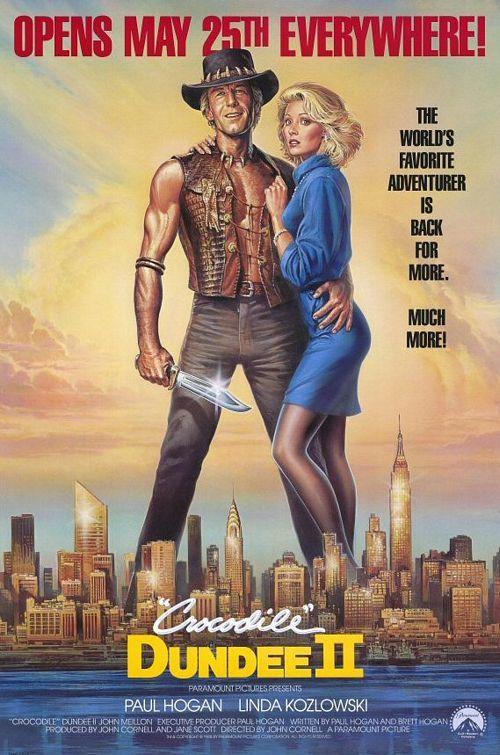 Crocodile Dundee Ii - film 1988