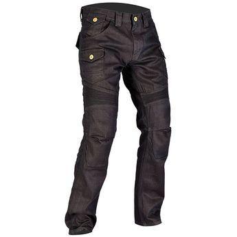 Oxford SP-J4 Kevlar Cargo Pants - Black - FREE UK DELIVERY