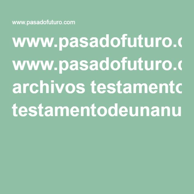 www.pasadofuturo.com archivos testamentodeunanuevamedicina1rapartehamer.pdf