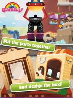 Bamba Toys - run your own toy shop and make the most beautiful toys and outfits! ($1.99->FREE)