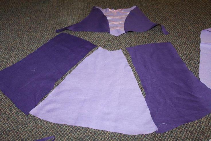 Dress-Up Princess Aprons! AMAZING tutorial