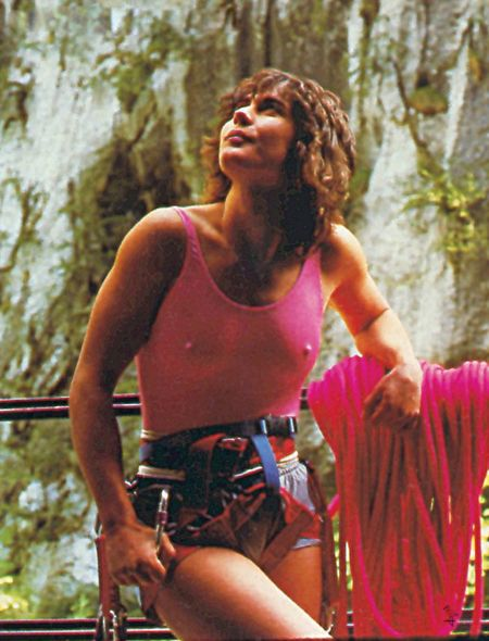 Catherine Destivelle     Pinterest  Rock -6404