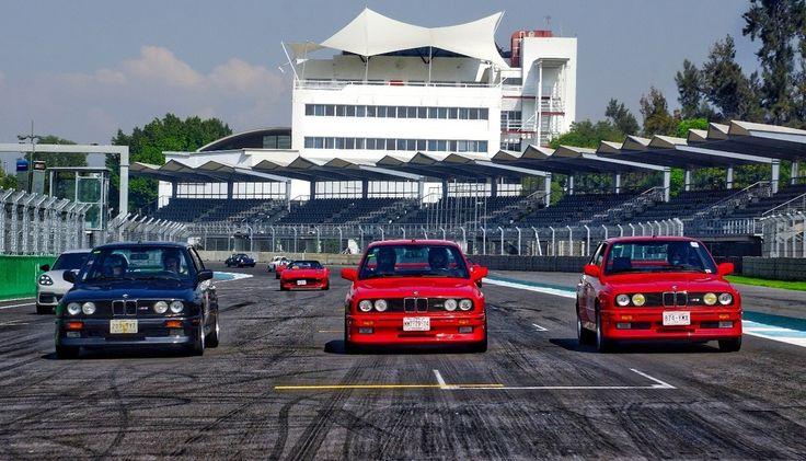 Классика BMW на гран-при классических автомобилей в Мексике  Сегодня мы отправимся в столицу Мексики – Мехико, на трассу Формулы 1 гран-при Мексики Autódromo Hermanos Rodriguez (Автодром имени братьев Родригес), где ежегодно в начале июня проходит гонка классических автомоби