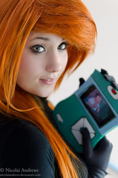 Kim Possible 2 by ~PumkinSpice Kim Possible Cosplay Disney