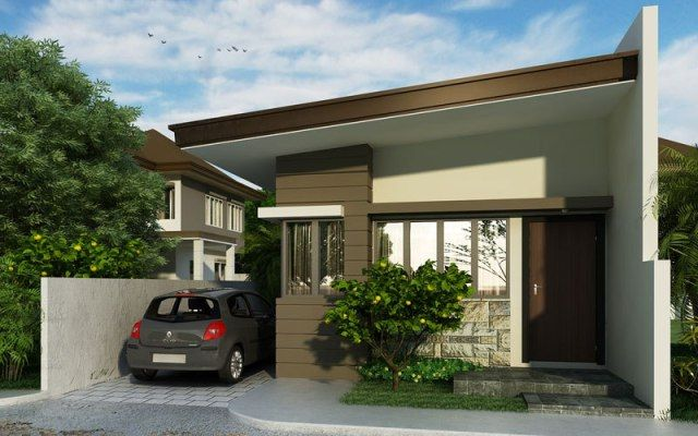 Small Home Design Plan 7 5x9m With One Bedrooms Small House