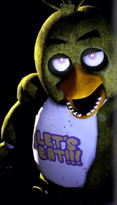 Five Night At Freddy's- chica