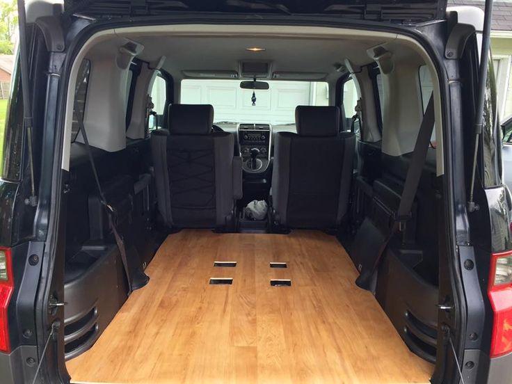best 25 honda element camping ideas on pinterest diy camp trailer camping trailer diy and. Black Bedroom Furniture Sets. Home Design Ideas