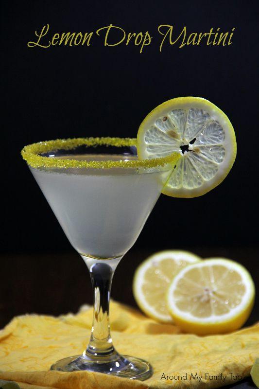 lemon drop martini easy lemon drop martini