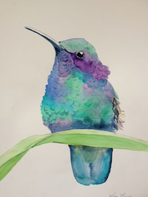 Hummingbird meaning - Independence (for being able to fly), survival, fighting hardships, overcoming weaknesses, bringing joy, being a harbinger of hope, lending charm and life.