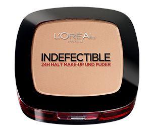 Indefectible 24H Halt Make-Up und Puder 225 Beige