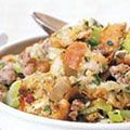 French Bread and Sausage Stuffing - Good Housekeeping