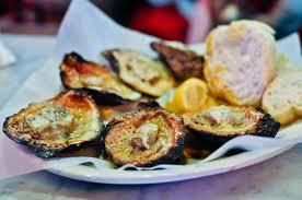 Acme Chargrilled Oysters recipe courtesy of Acme Oyster House, NOLA - could go for some right now!