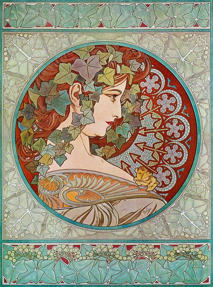414 Best Images About Art Nouveau On Pinterest Vase