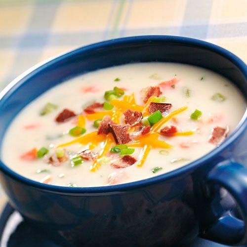 www.pamperedchef.biz/stephaniehiller Smashed+Potato+Soup+-+The+Pampered+Chef®
