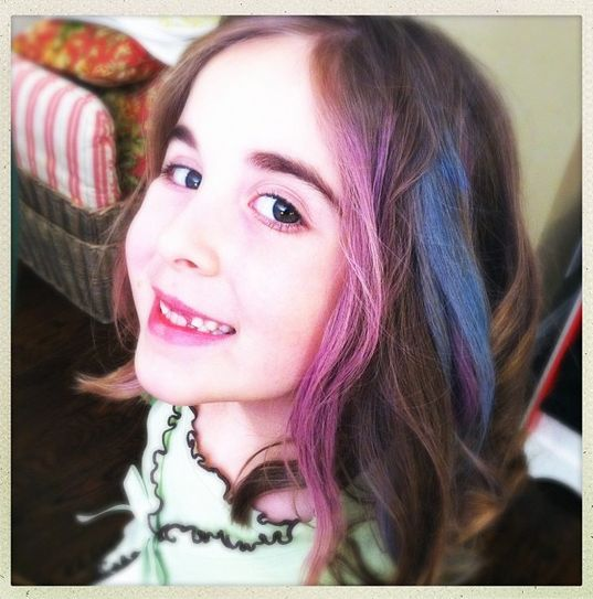 Splat Hair Chalk Review