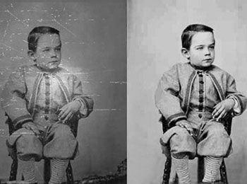 To Rebuild Old or Damaged Photographs, Outsource to PhotoEditingIndia.com