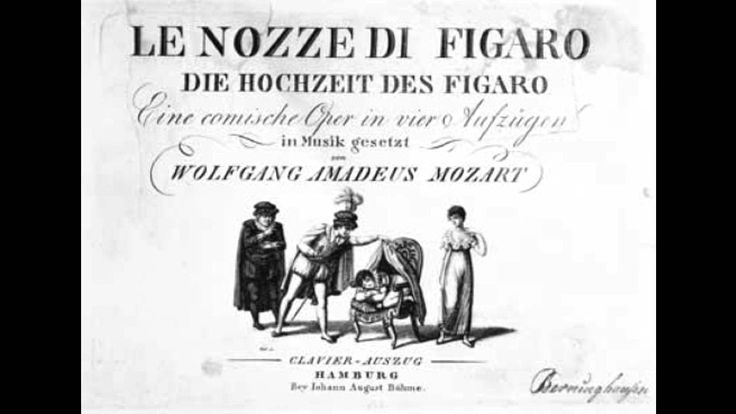 Wolfgang Amadeus Mozart - La Nozze Di Figaro - Sull'aria