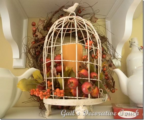 117 best images about bird cage ideas decor on pinterest decorative bird ca - Decoration cage oiseau ...