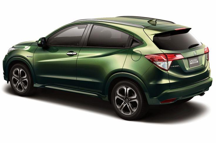 Honda HR-V Akan Meluncur ke Indonesia