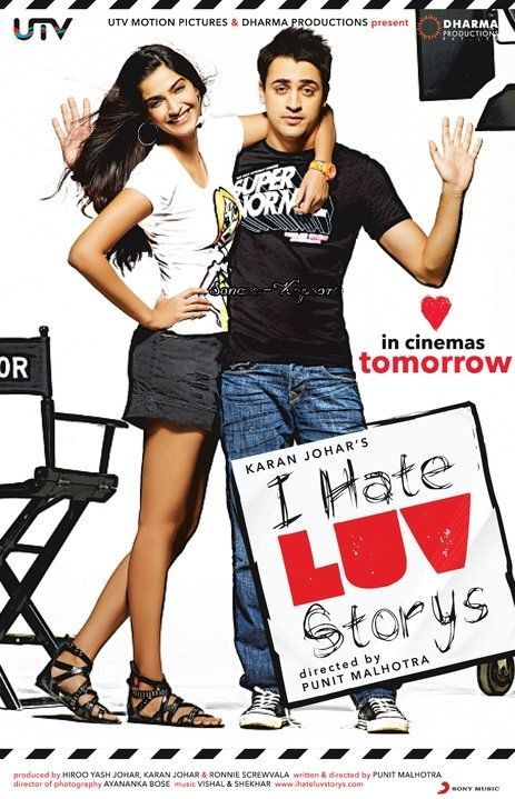 Nice Bollywood: I Hate Luv Storys (2010) HD (550mb) Foreign Entertainment Check more at http://kinoman.top/pin/13283/