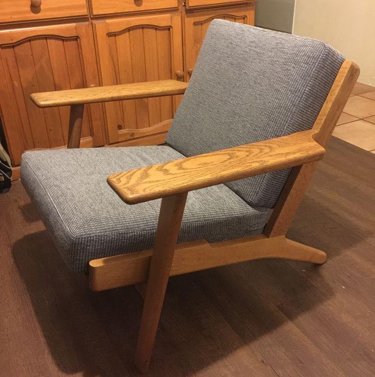 Best 25 hans wegner ideas on pinterest danish furniture for Wishbone chair knock off