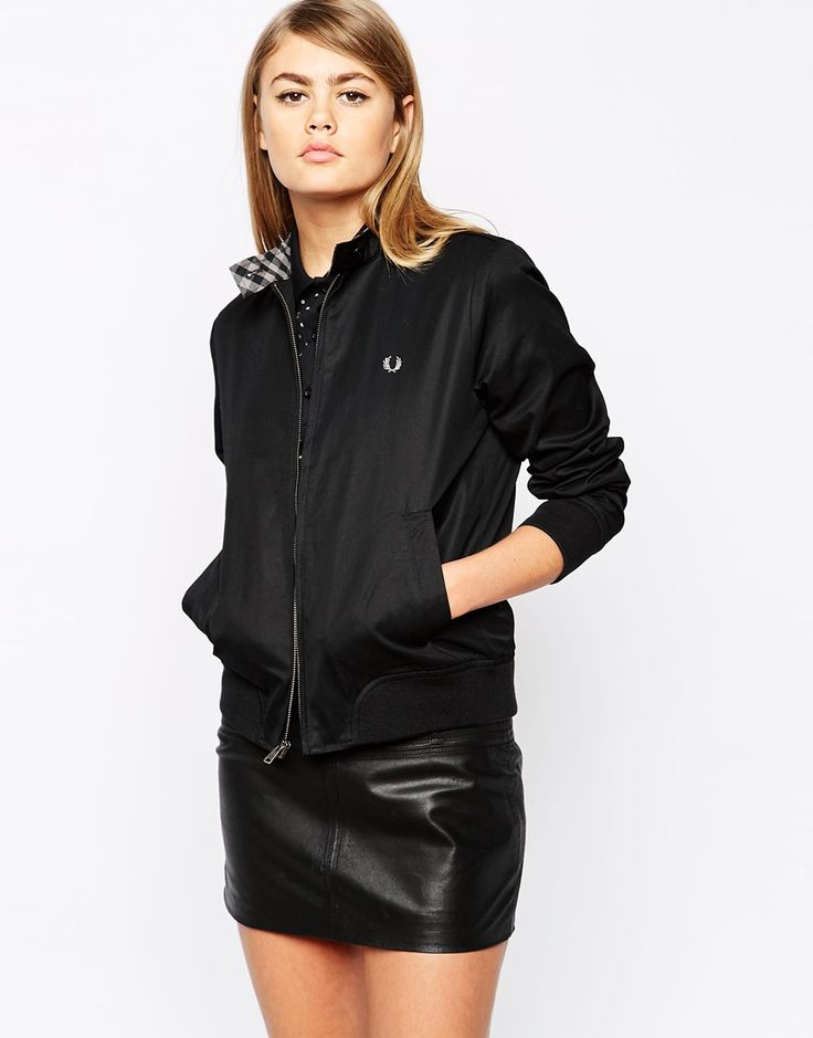 Image 1 - Fred Perry - Blouson Harrington