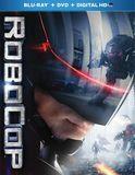 Robocop [2 Discs] [Includes Digital Copy] [UltraViolet] [Blu-ray/DVD] [Eng/Fre/Spa] [2014]