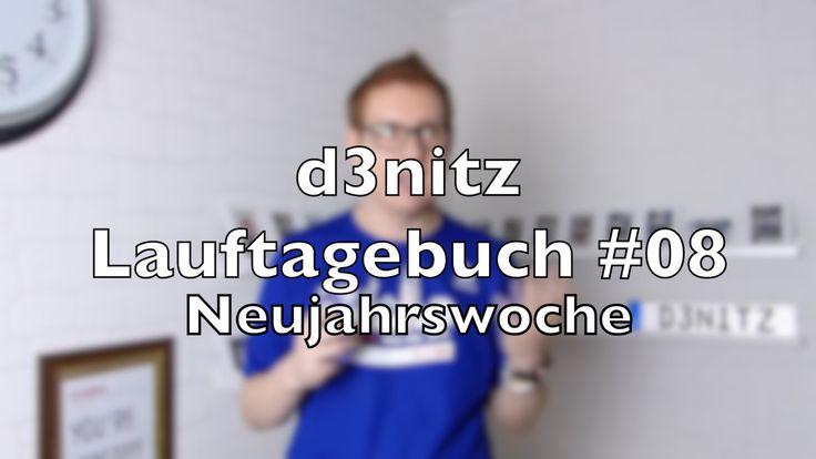 d3nitzs Lauftagebuch #08 - Neujahrswoche | #Rennsemmel