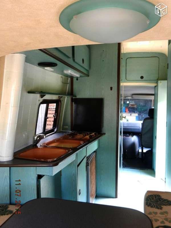 J9 camping car Caravaning Landes - leboncoin.fr