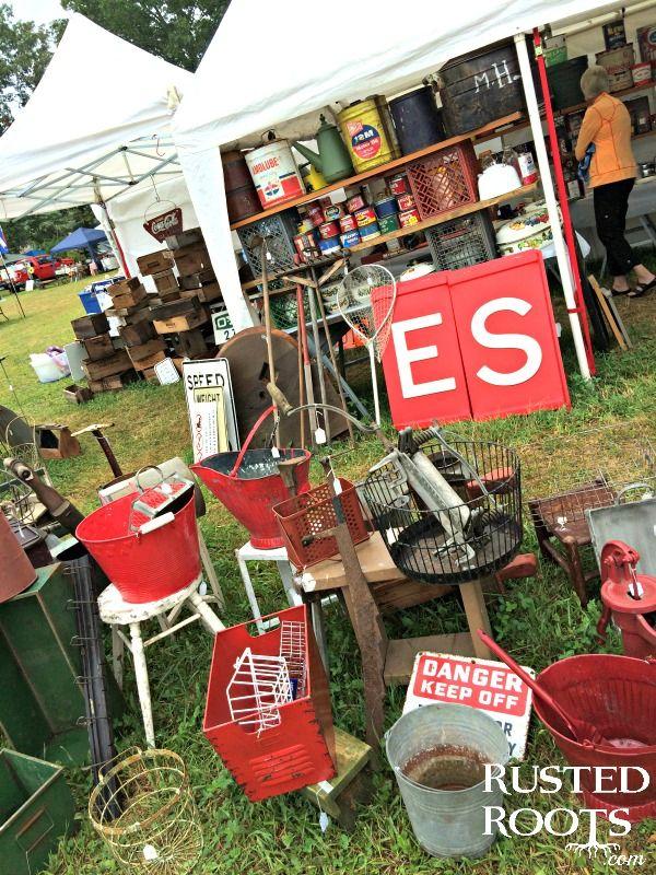 127 Yard Sale {Crossville, TN} #RustedRoutes