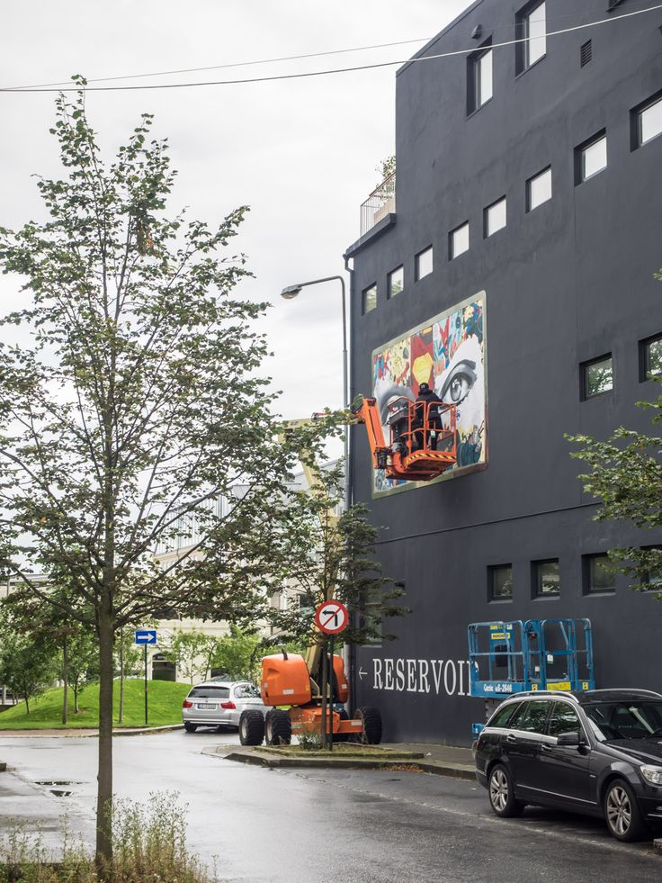 During this years festivities Nuart did their own collaboration with Stavanger Aftenblad newspaper and launched a new public art initiative that will see invited artists create work on a large-scale billboard in the heart of Stavanger, called 'The Aftenblad Wall'. The Aftenblad Wall, in the Storhaug area of Stavanger, will provide selected Norwegian and international contemporary …
