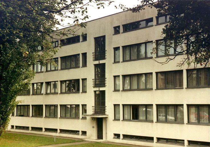 Mies van der Rohe – Osiedle w Weissenhof