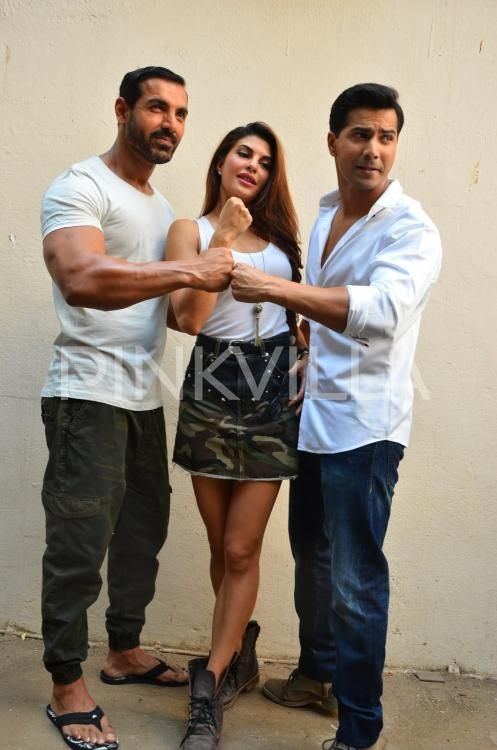 It's a Wrap for Team Dishoom! | PINKVILLA