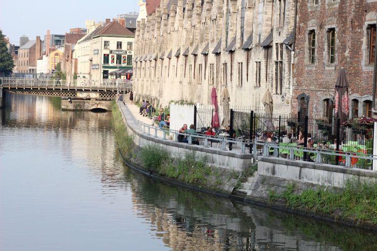 Gent Vlaanderen België toerisme binnenstad historisch
