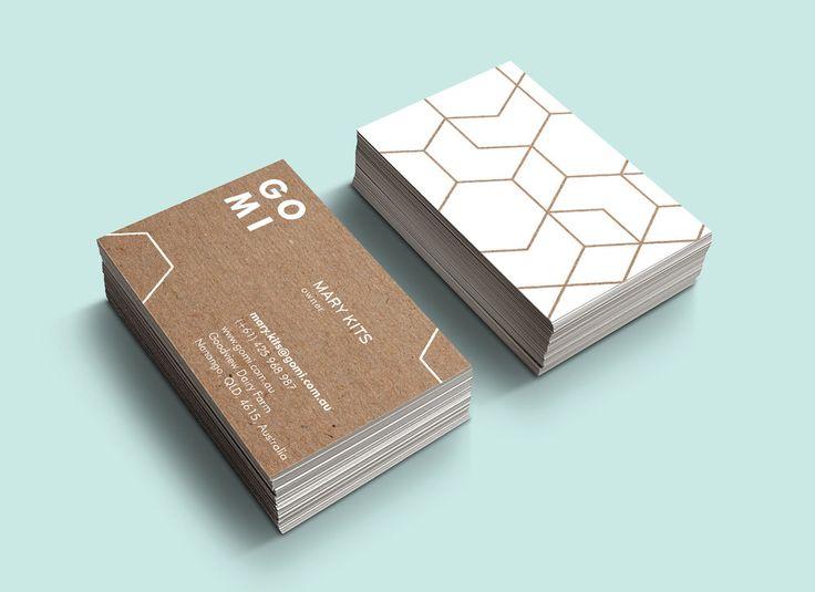 Branding - Goat Milk - Business Cards
