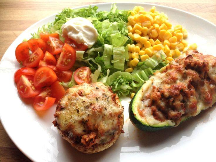 lindastuhaug | Fylte grønnsaker
