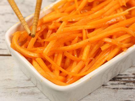 Salata de morcovi marinati - Morcovi marinati