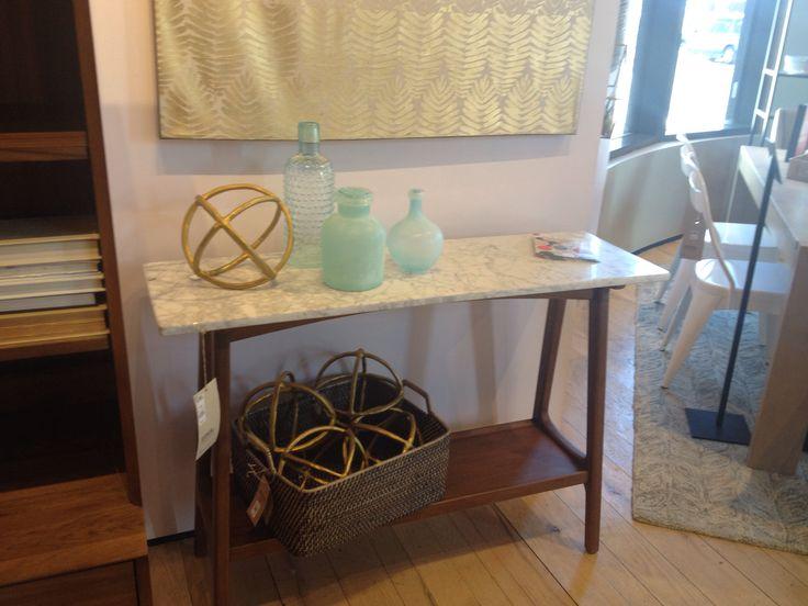 West Elm Console Table 48 Quot Wide West Elm Console Home