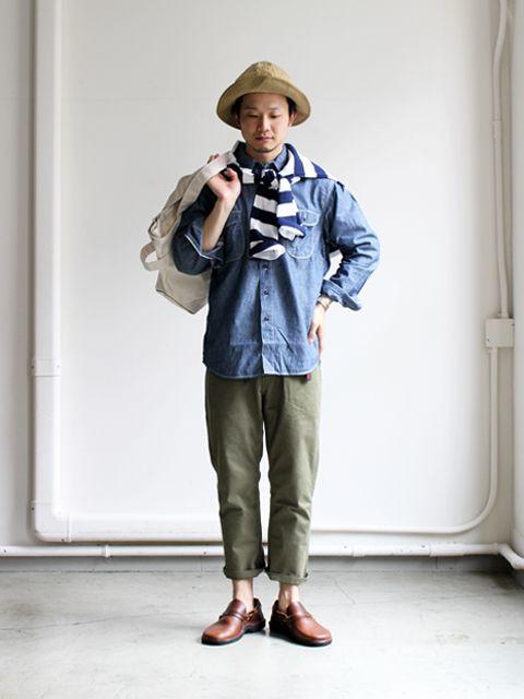 GRAMICCI CROPPED PANTS (クロップドパンツ)