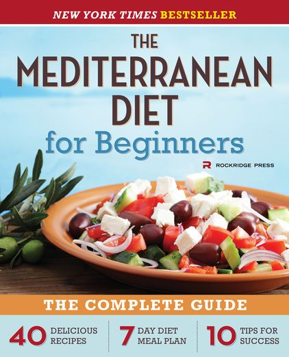 The Mediterranean Diet for Beginners: The Complete Guide - 40...: The Mediterranean Diet for Beginners: The Complete Guide -… #SpecialDiet