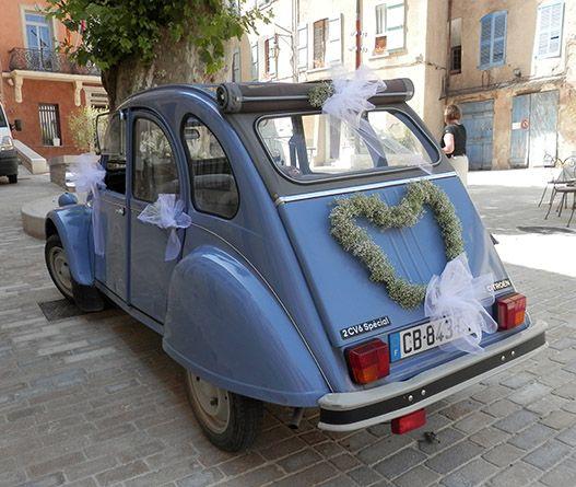 17 best images about citro n 2cv on pinterest paris for Decoration 2cv mariage