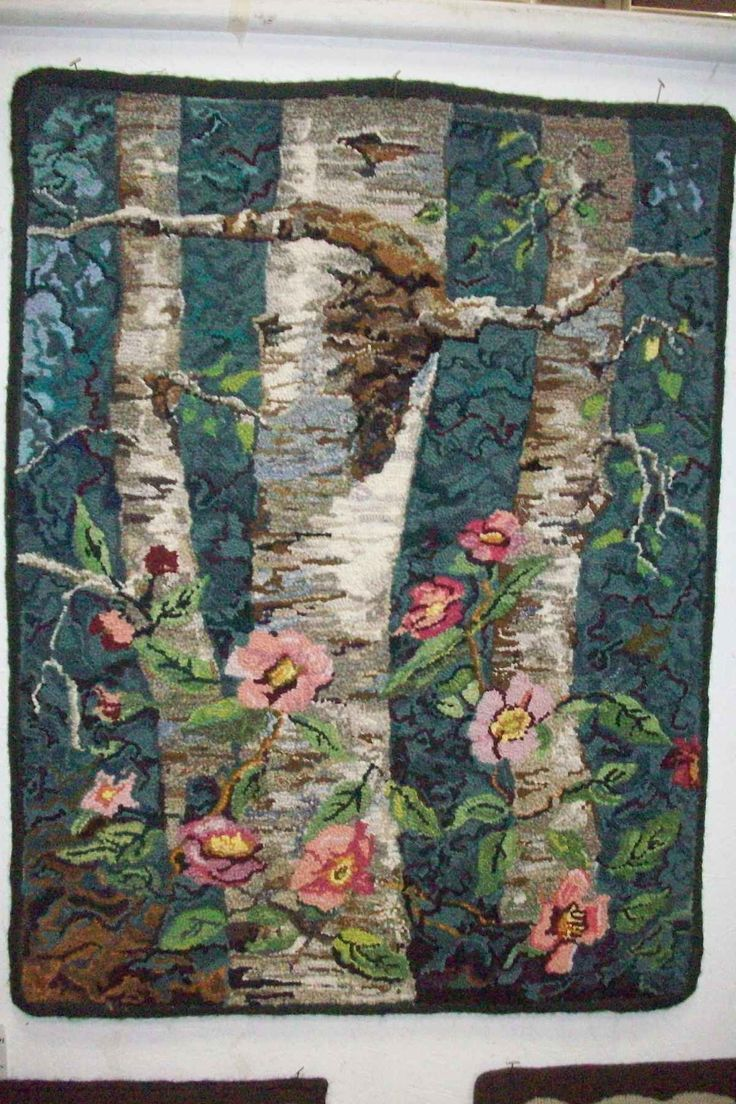 1000 Images About Traditional Rug Hooking On Pinterest