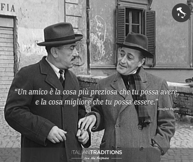 Happy #NationalBestFriendsDay  , by Italian Traditions. #totò #friendship…