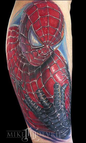 Spiderman - Mike DeVries