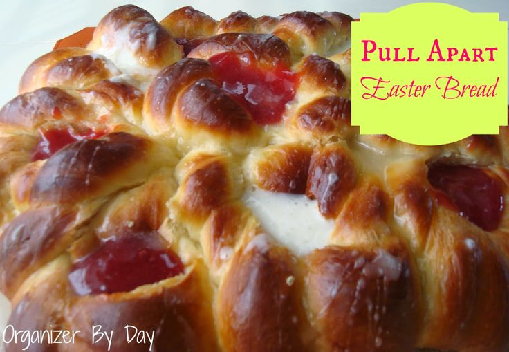 Pull Apart Easter Bread | RECIPES/food | Pinterest