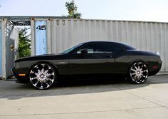 24 inch rims for dodge charger